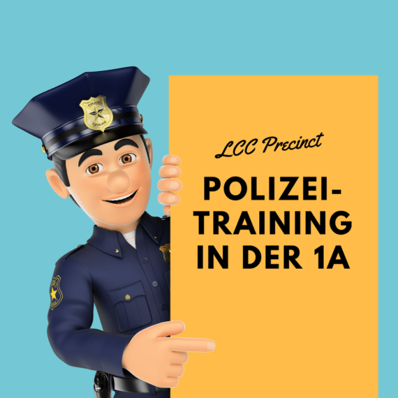 """Polizeitraining"" in der 1A"