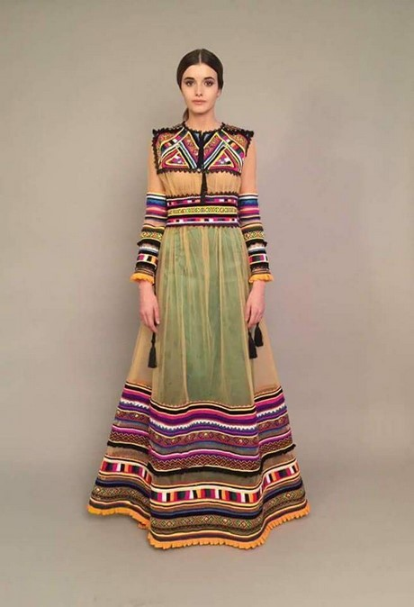 Robe Kabyle Miss Kabylie 2017