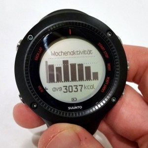 Die Suunto Ambit 3 Run im Test