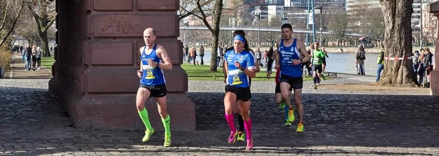 Halbmarathon Frankfurt 2017