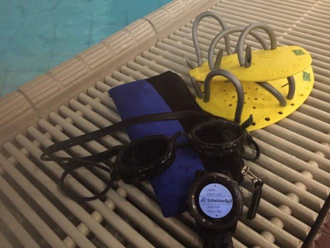 Garmin_fenix3_HR_Schwimmen