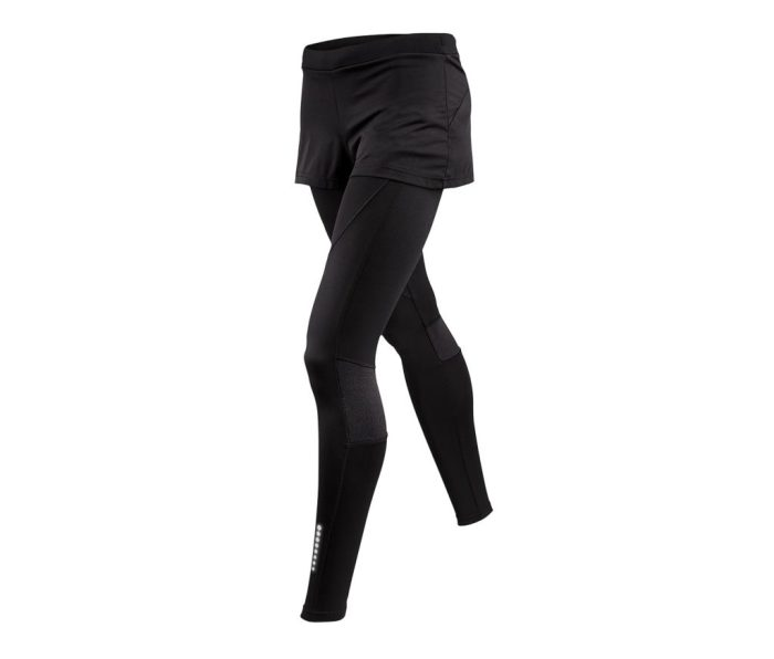 frauen-windprotection-lauftight-mit-shorts