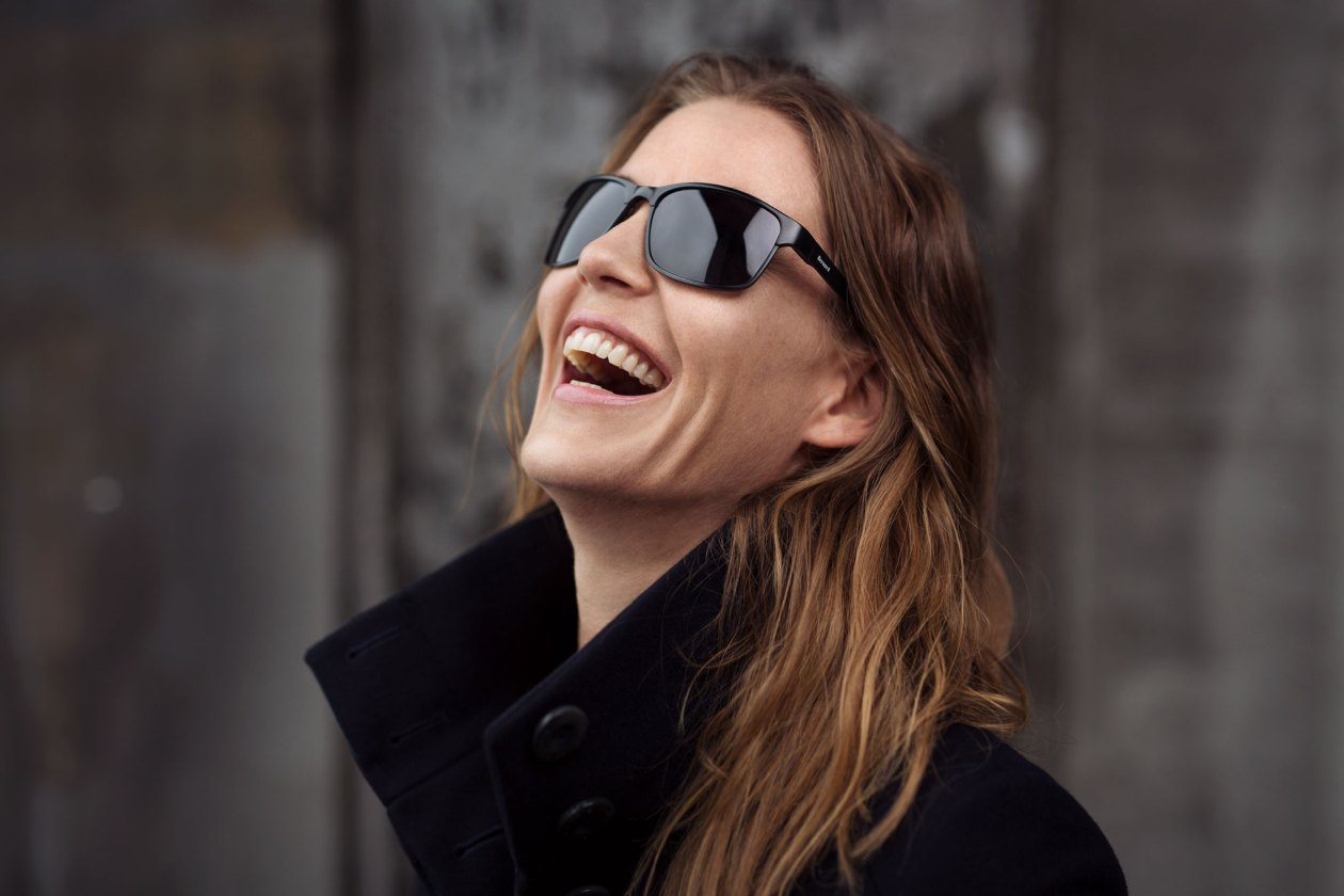 Billede af solbrille-mode