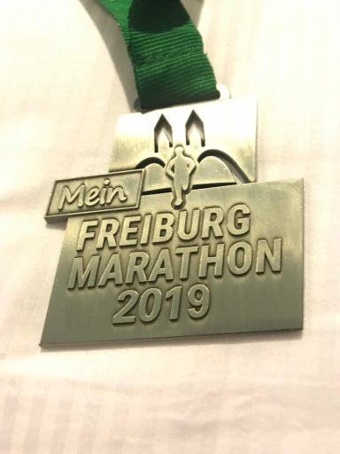 Finisher-Medaille