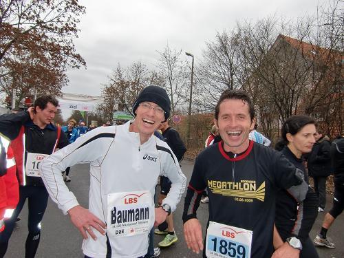 Jochen und Dieter Baumann