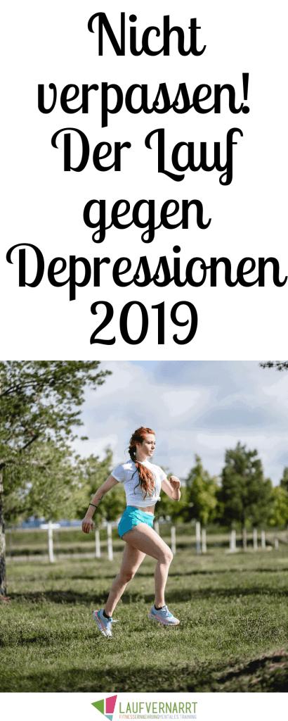 Laufen gegen Depressionen - wie geht es eigentlich und warum funktioniert's? I