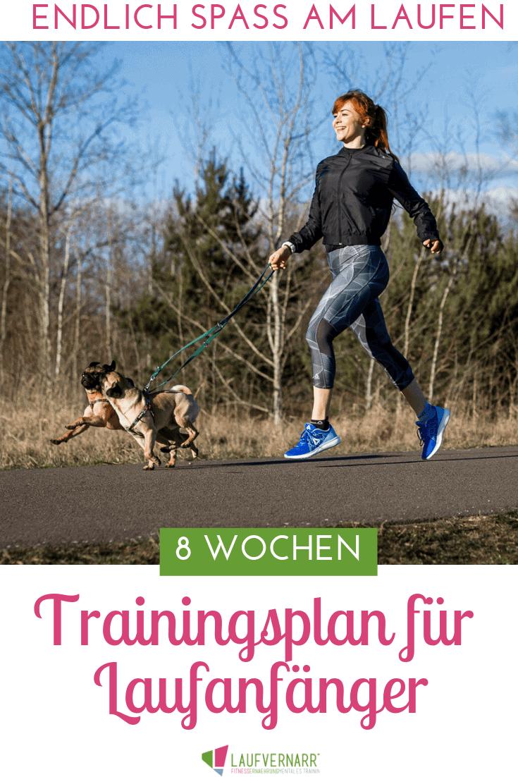Endlich laufen lernen! Lauftraining für Anfänger - der komplette Guide & Trainingsplan