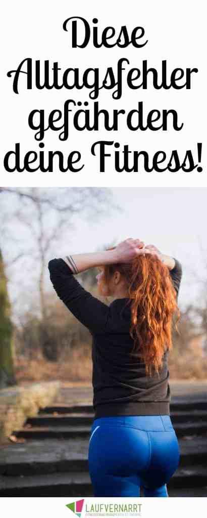 Du willst fit sein, gesund und stark? Du willst abnehmen oder deinen Körper definieren? Dann solltest du diese 12 Fehler dringend vermeiden!