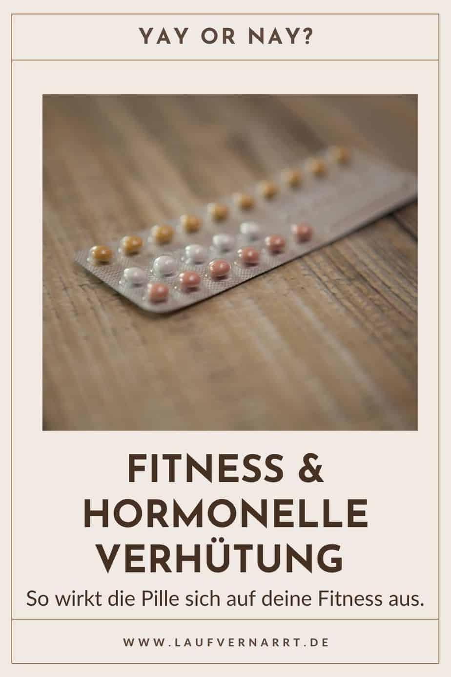 Passen die Pille und Fitness zusammen? Wie wirken eigentlich hormonelle Verhütungsmittel auf deine körperlicher und mentale Fitness? Alles, was du über Hormone, Verhütung und Training wissen solltest.