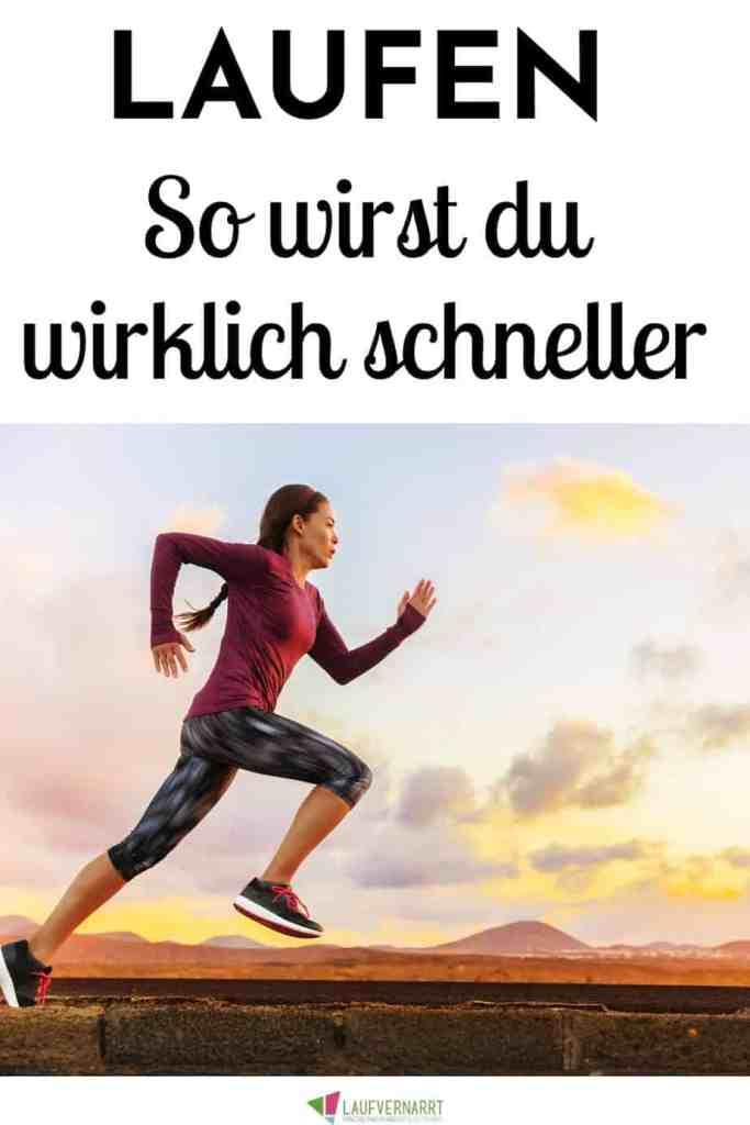 Wie werde ich schneller beim Laufen? In diesem Blogartikel habe ich die verschiedenen Methoden für dein Tempotraining beleuchtet und erklärt. Außerdem erhältst du zahlreiche Tipps und Tricks, um schneller zu laufen.