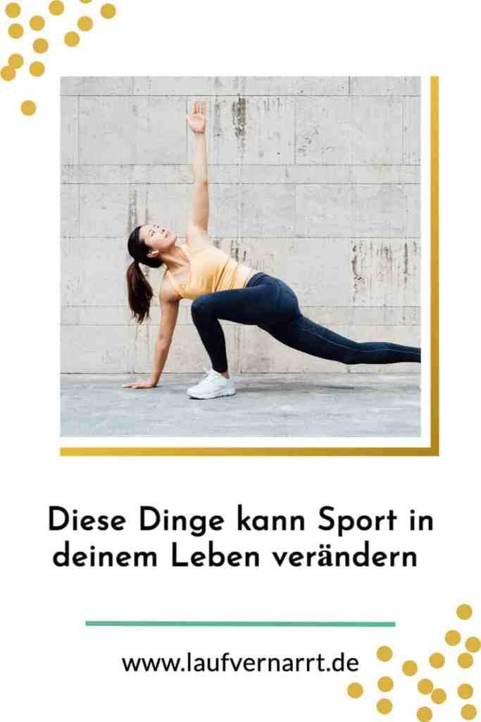 So wirkt sich Sport auf Psyche, Wohlbefinden, Körper, Energie, Beruf und deine Beziehungen aus. Diese Dinge kann regelmäßiges Training in deinem Leben verändern!