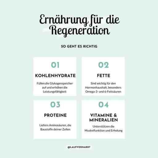 #Gesunde #Ernährung für die #Regeneration: Darauf kommt es an! #Krafttraining