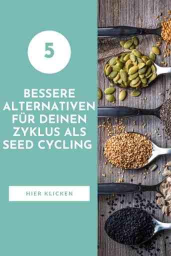 Hier kommen fünf bessere Alternativen zu #Seed #Cycling, die mehr Wirksamkeit versprechen und tatsächlich wissenschaftlich haltbar sind. So unterstützt du deinen #Zyklus als #Frau wirklich.