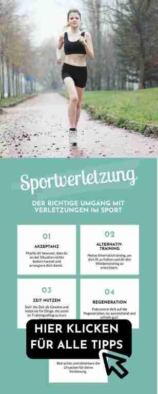 Wie geht der Wiedereinstieg nach einer Verletzung richtig? Ob Ermüdungsbruch, Sehnenreizung oder anderes - so findest du zurück ins Training oder Laufen.