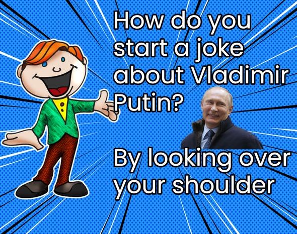 Vladimir Putin Joke