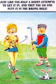 funniest golf jokes