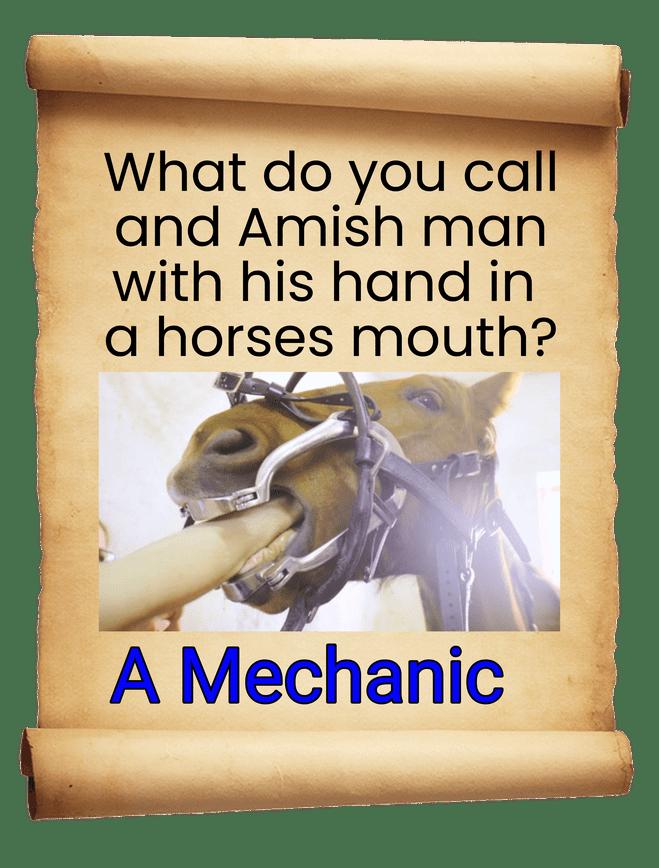 funny Amish jokes