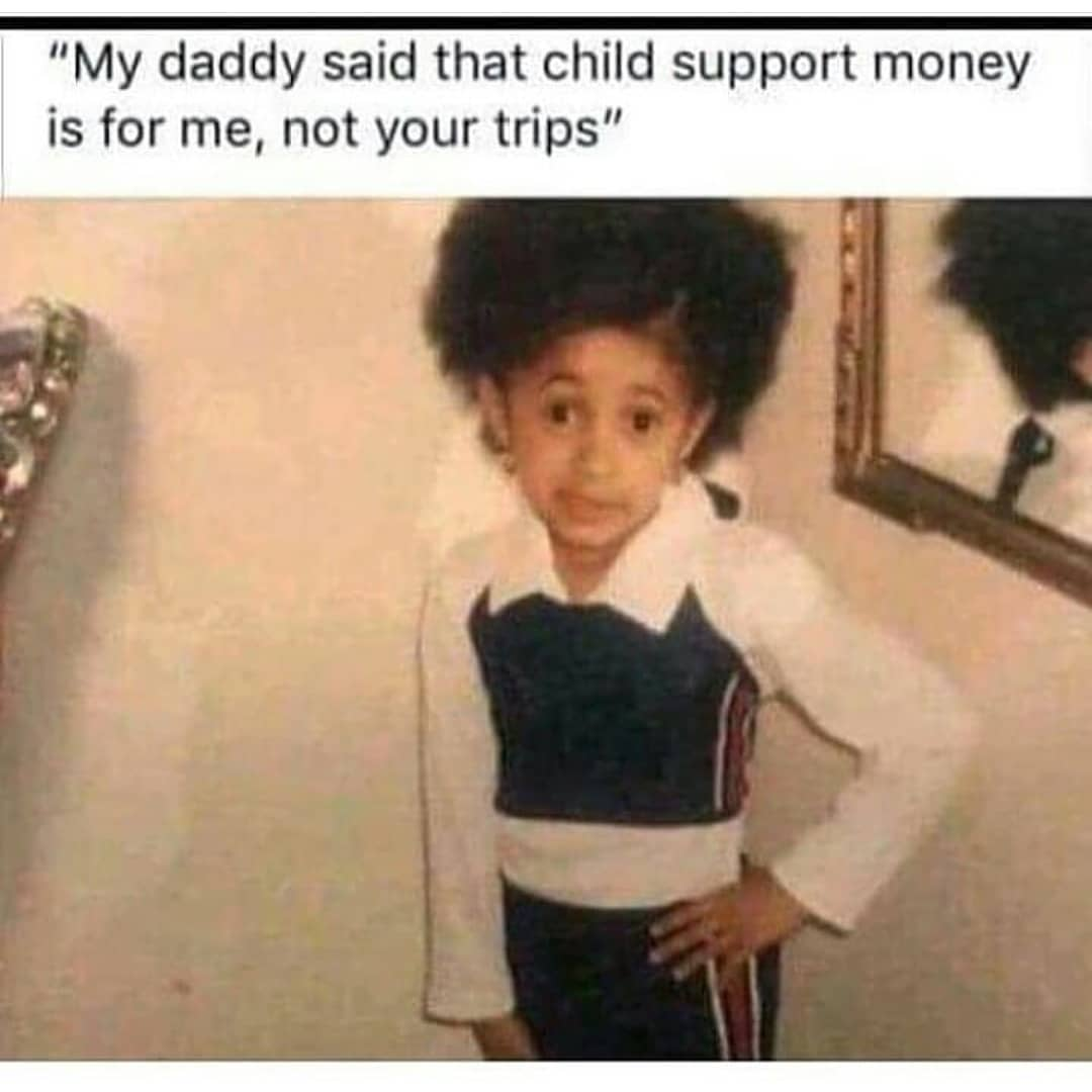 Child Support Will Have A Dude Trying To Get Custody For Kids He