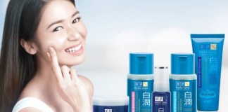 Wajah Cerah Dengan Hada Labo Ultumate Whitening Face Wash