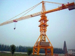 rental towe crane
