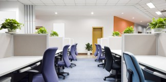 office interior contractor