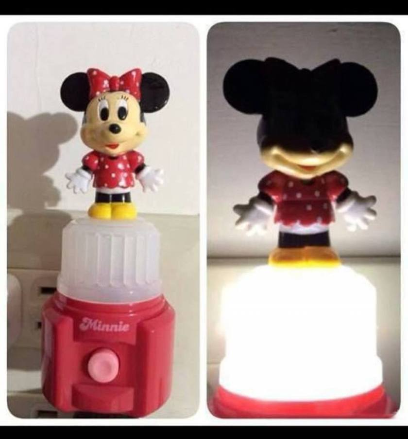 Minnie Mouse Night Light