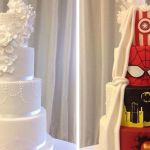 The Best Compromise of a Wedding Cake