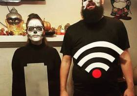 Scary Halloween Custom