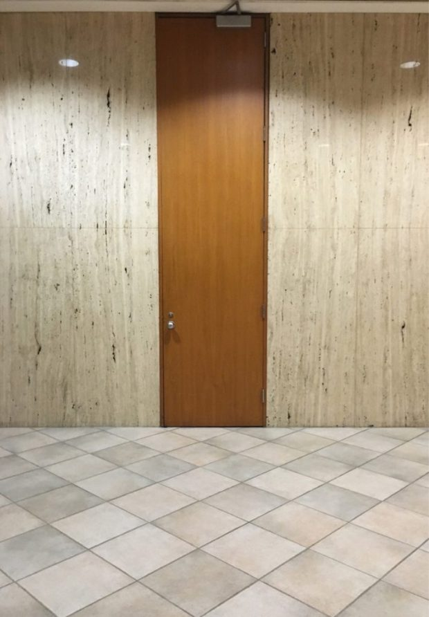 This door is usually tall.