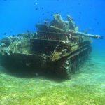 Fish tank, literally…
