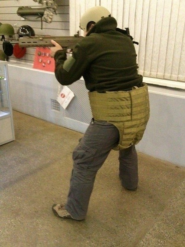 Adult tactical diapers
