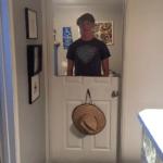 Great punishment for your kid slamming his door