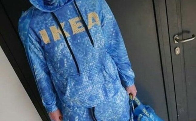 If IKEA sells clothes