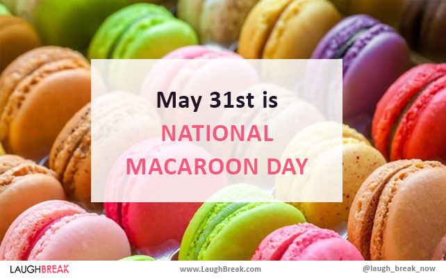 National Macaroon Day