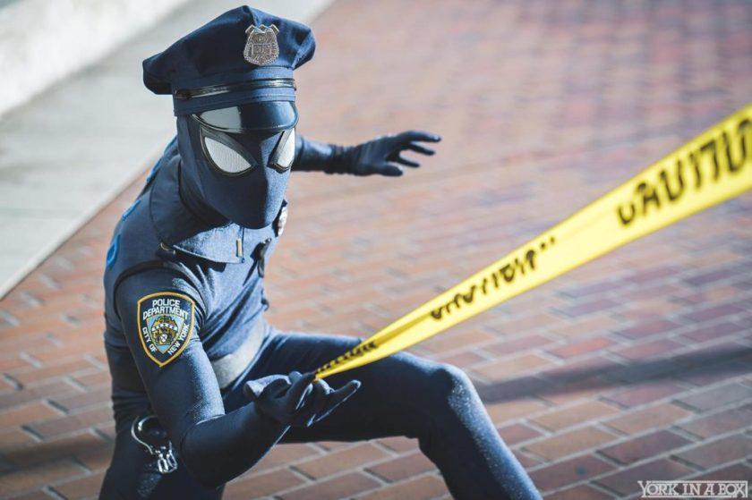 Spider Cop