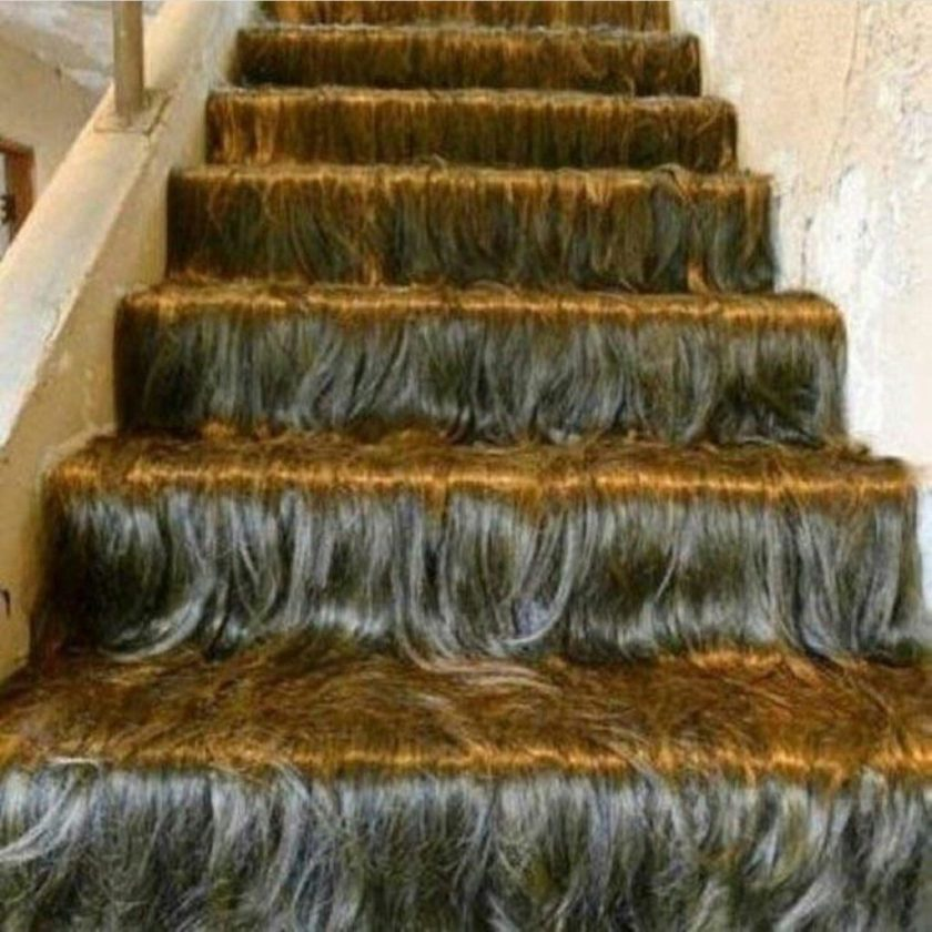 Cursed Staircases