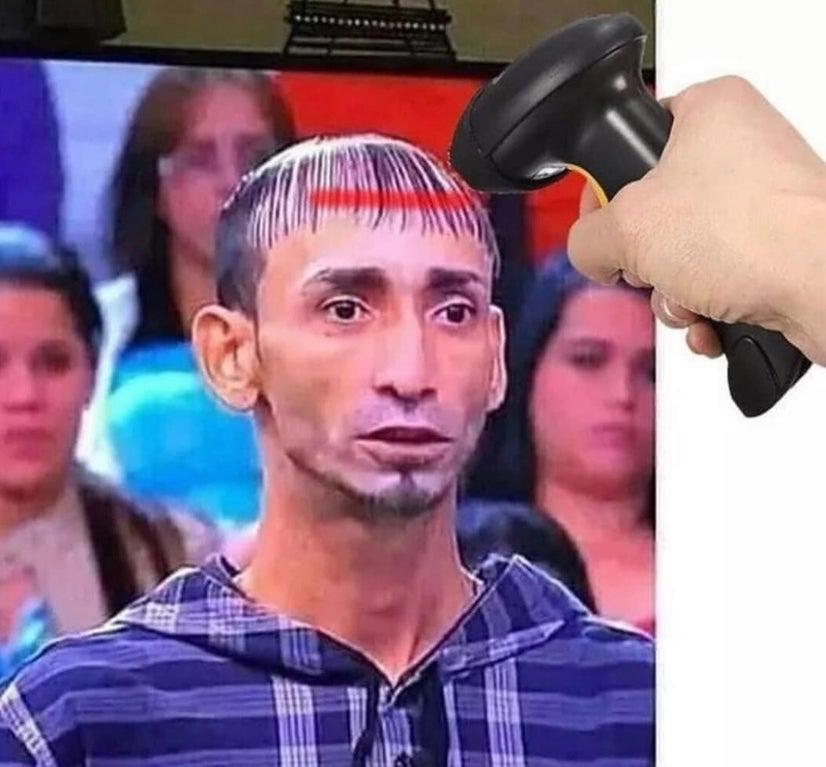 Interesting Hairdo