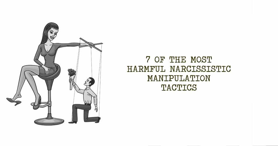 Manipulated By A Narcissist