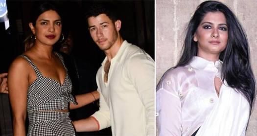 Sonam Kapoor's Sister Rhea Is Totally In Awe With Priyanka Chopra And Nick Jonas' Romance