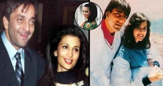 Sanju has no mention of Sanjay Dutt's two wives Richa, and Rhea and daughter Trishala