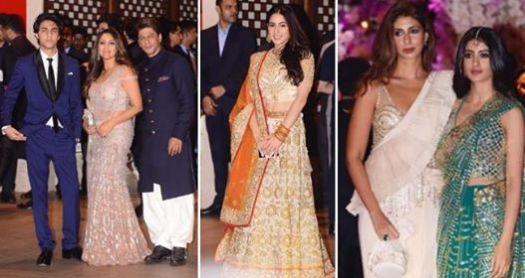 Star Kids Turn Heads With Their Fashion Sense At Akash Ambani And Shloka Mehta's Engagement