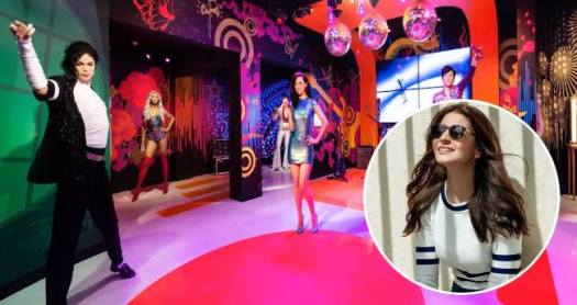 Anushka Sharma is first Indian to have an interactive wax statue at Singapore's Madame Tussauds