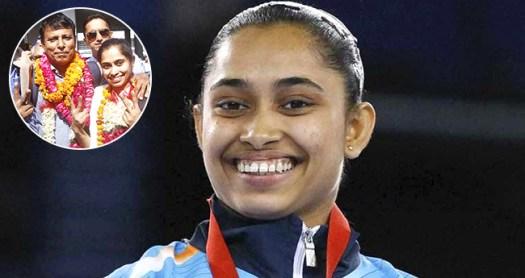 Dipa Karmakar bags gold in Artistic Gymnastics World Challenge Cup; Modi lauds gymnast