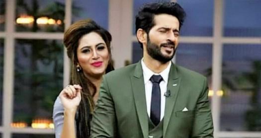 Bigg Boss 11 Contestants Hiten Tejwani And Arshi Khan Share Screen Yet Again