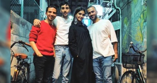 Sonam Kapoor and Anand Ahuja spends quality time with each other in Tokyo