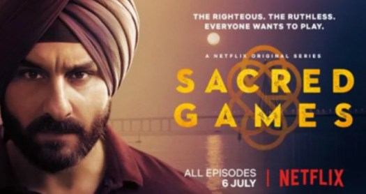 Sacred Games Review: First Global Show that depicts the strength of Indian Filmmakers