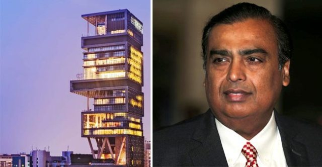 'Antilia' Mukesh Ambani's Mumbai Home: 5 mesmerizing truths about the spectacular family mansion