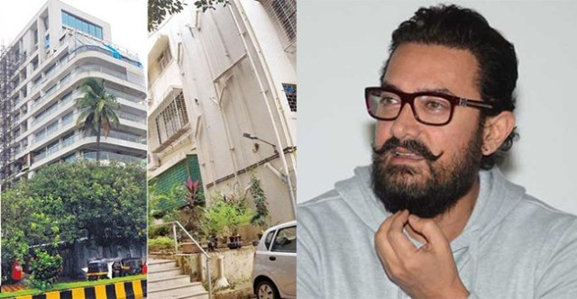 Aamir Khan all set to relocate to his Pali Hill apartment; read story
