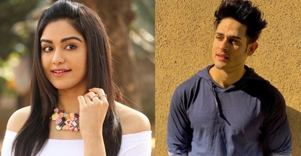 Priyank Sharma And Adah Sharma Are Together For 'The Holiday' In Mauritius