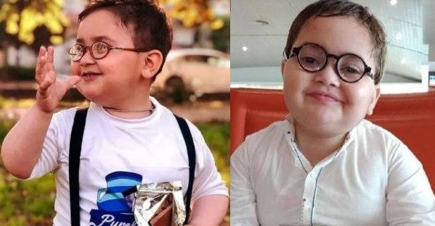The Peeche Dekho video boy Ahmed Shah is an adorable baby on internet